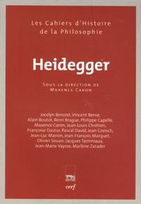 Maxence Caron et Jean-Luc Marion - Heidegger.
