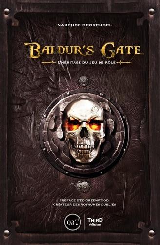 Baldur's Gate - Format ePub - 9782377842407 - 11,99 €