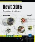 Maxence Delannoy - Revit 2015 - Conception de bâtiment.
