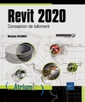 Maxence Delannoy - Revit 2020 - Conception de bâtiment.