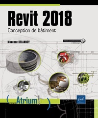 Maxence Delannoy - Revit - Conception de bâtiment.