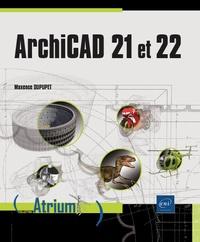 Maxence Dupupet - ArchiCAD 21 et 22.
