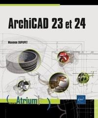 Maxence Dupupet - ArchiCAD 23 et 24.