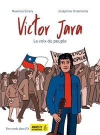 Maxence Emery et Joséphine Onteniente - Victor Jara - La voix du peuple.