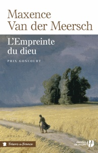 Maxence Van Der Meersch - L'empreinte du dieu.