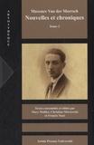 Maxence Van Der Meersch - Nouvelles et chroniques - Coffret en 2 volumes, Tome 1 et 2.