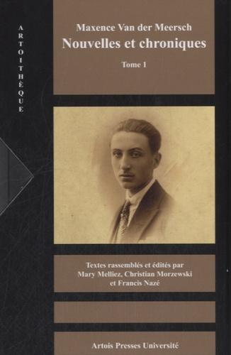 Nouvelles et chroniques. Coffret en 2 volumes, Tome 1 et 2