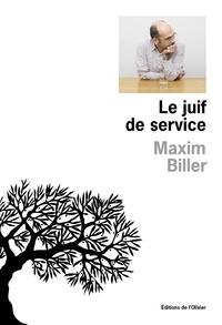 Maxim Biller - Le Juif de service.