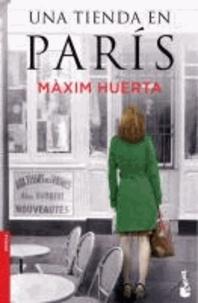 Màxim Huerta - Una tienda en París.