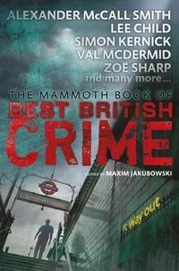 Maxim Jakubowski - Mammoth Book of Best British Crime 11.