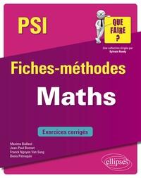 Maxime Bailleul et Jean-Paul Bonnet - Maths PSI.