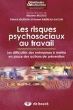 Maxime Bellego - Les risques psychosociaux au travail - Les difficultés des entreprises à mettre en place des actions de prévention.