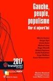 Maxime Benatouil et Dominique Crozat - Gauche, peuple et populisme - Hier et aujourd'hui.