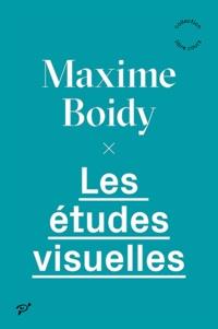 Maxime Boidy - Les études visuelles.