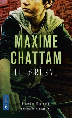 Maxime Chattam - Le 5e règne.