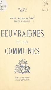 Maxime de Sars - Beuvraignes et ses communes.