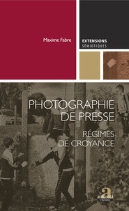 Maxime Fabre - Photographie de presse - Régimes de croyance.