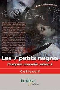Maxime Gillio et David Boidin - Les 7 petits nègres - L'exquise nouvelle saison 2.