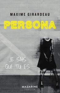 Maxime Girardeau - Persona.