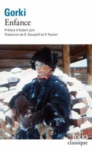 Maxime Gorki - Enfance.