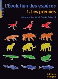 Lévolution des espèces - Tome 1, Les preuves.pdf