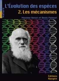 Lévolution des espèces - Tome 2, Les mécanismes.pdf