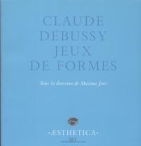 Maxime Joos - Claude Debussy - Jeux de formes.