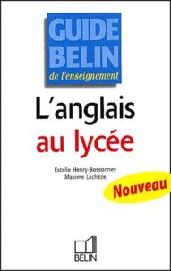 Maxime Lachèze et Estelle Henry-Bossonney - .