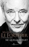 Maxime Le Forestier et Sophie Delassein - Né quelque part.