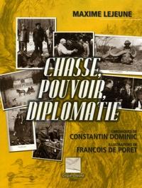 Accentsonline.fr Chasse, pouvoir, diplomatie Image
