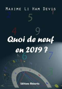 Maxime Li Ham Devis - Quoi de neuf en 2019 ?.