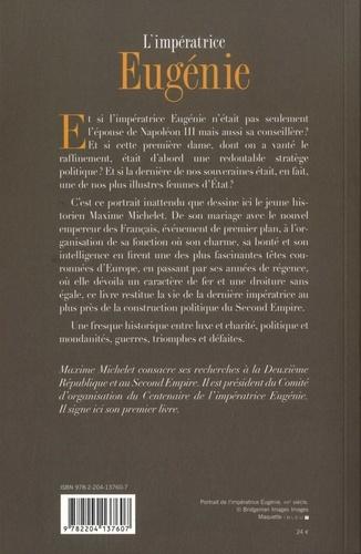 L'impératrice Eugénie. Une vie politique