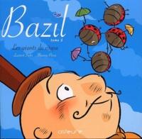 Maxime Péroz - Bazil et les géants du cirque.