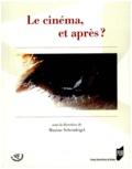 Maxime Scheinfeigel - Le cinéma, et après ?.
