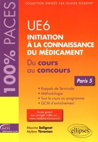 UE6 Initiation à la connaissance du médicament - Du cours au concours Paris 5.pdf