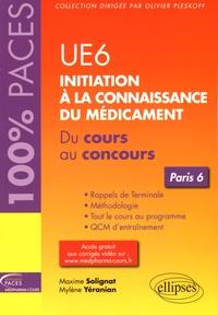 UE6 Initiation à la connaissance du médicament - Du cours au concours Paris 6.pdf
