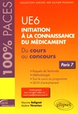 Maxime Solignat et Mylène Yéranian - UE6 Initiation à la connaissance du médicament - Du cours au concours Paris 7.