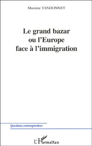 Maxime Tandonnet - .