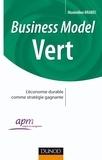 Maximilien Brabec - Business model Vert - L'économie durable comme stratégie gagnante.