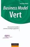 Maximilien Brabec - Business Model Vert - Comment faire converger les enjeux de l'entreprise et l'intérêt général.