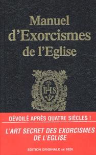 Ucareoutplacement.be Manuel d'exorcismes de l'Eglise Image