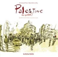 Maximilien Le Roy - Palestine, dans quel Etat ? - Carnet de route en Cisjordanie occupée.