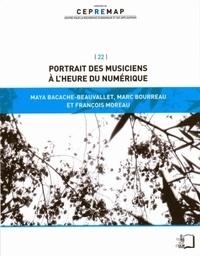 Maya Bacache-Beauvallet et Marc Bourreau - Portrait des musiciens à l'heure du numérique.