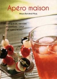 Maya Barakat-Nuq - Apéro maison.