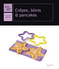 Maya Barakat-Nuq - Crêpes, blinis et pancakes.