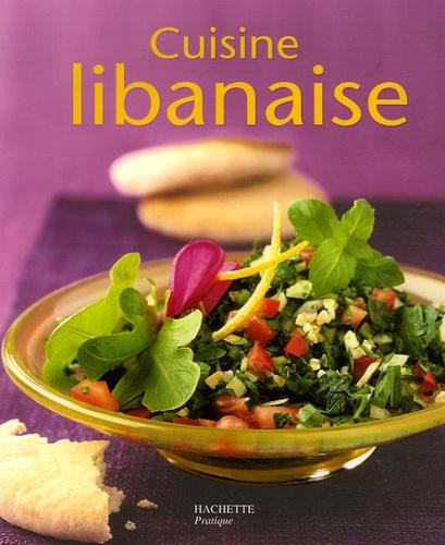 Maya Barakat-Nuq - Cuisine libanaise.