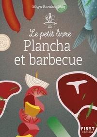 Maya Barakat-Nuq - Le petit livre Plancha et barbecue.