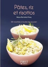 Maya Barakat-Nuq - Pâtes, riz et risottos.