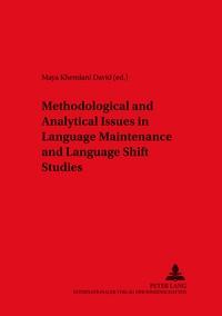 Maya khemlani David - Methodological and Analytical Issues in Language Maintenance and Language Shift Studies.