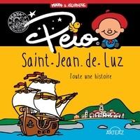 Maya et Alexandre Hurel - Peio, Saint-Jean-de-Luz - Toute une histoire.